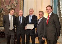 Cork Plastics remporte le Irlande-France Business Award 2013